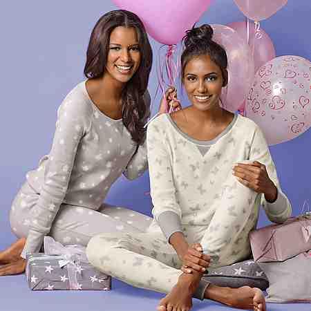 Damen: Wäsche: Pyjamas