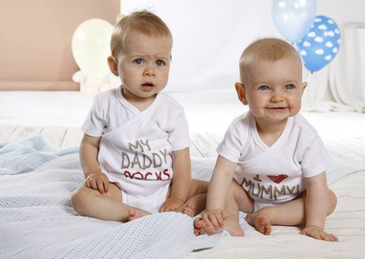 Babymöbel, Babymode