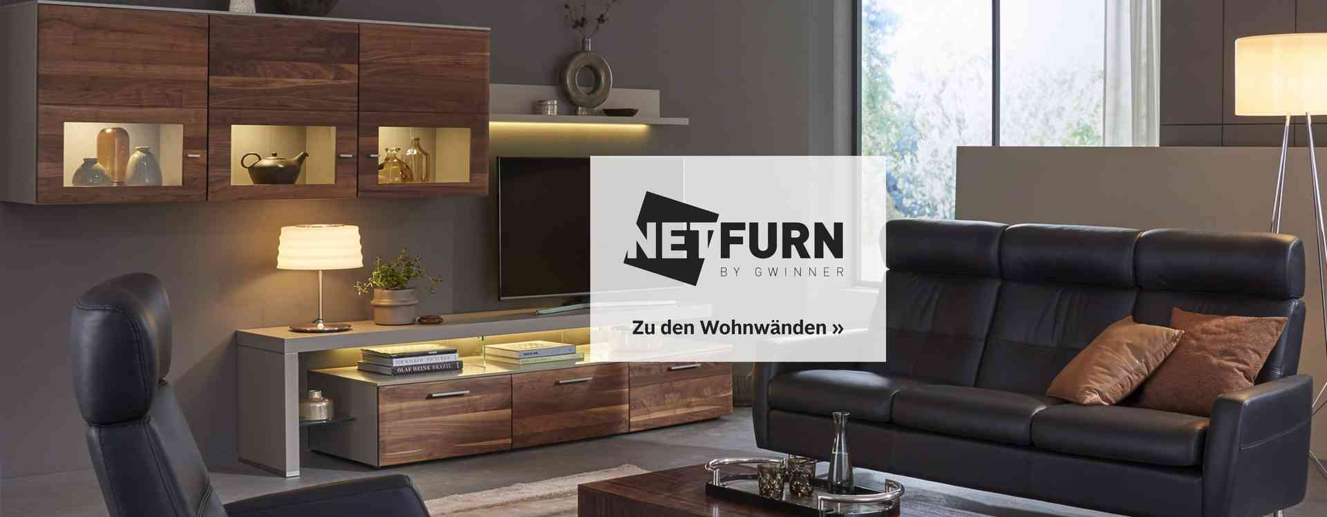 netfurn by gwinner online kaufen otto. Black Bedroom Furniture Sets. Home Design Ideas