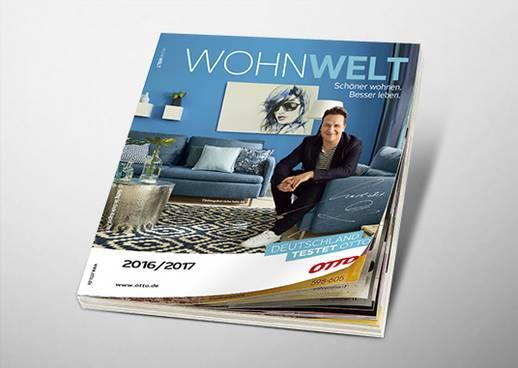 Wohnwelt Katalog