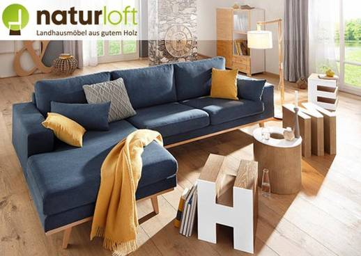 naturloft Landhausmöbel aus gutem Holz
