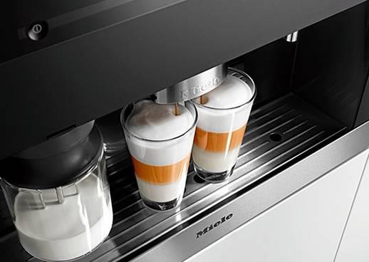 Miele Kaffeemaschinen - Berater
