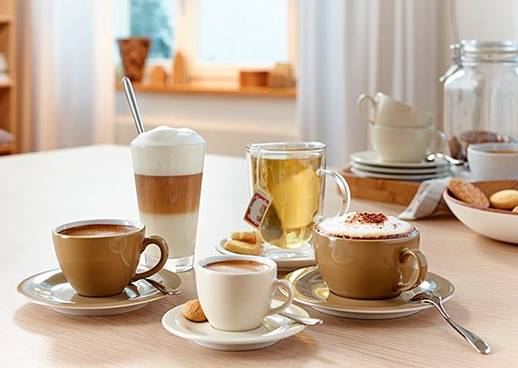Miele Coffee & Tea