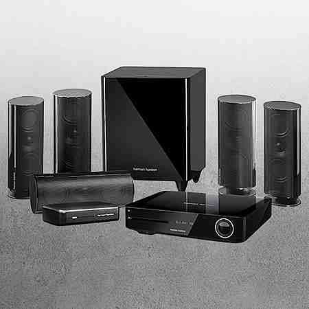 Surround System: 5.1 Soundsystem