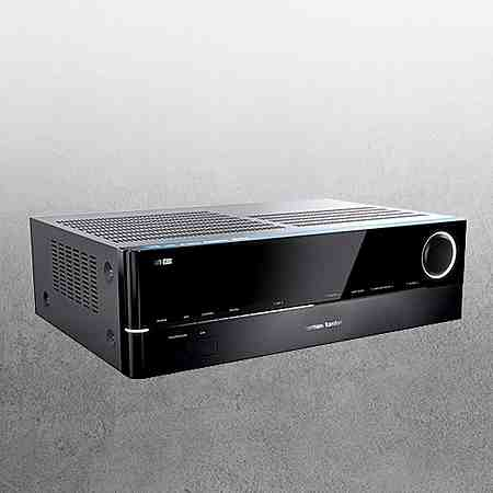 Multimedia: AV Receiver