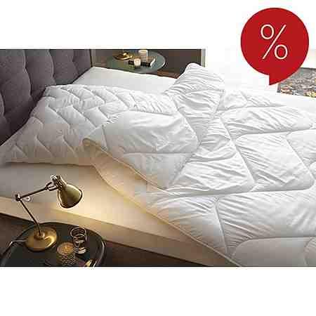 Heimtextilien: Bettdecken & Kopfkissen: Bettwaren SALE