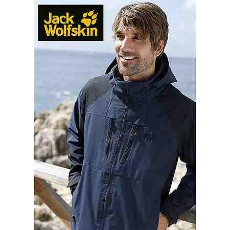 Zum Marken-Shop von Jack Wolfskin.