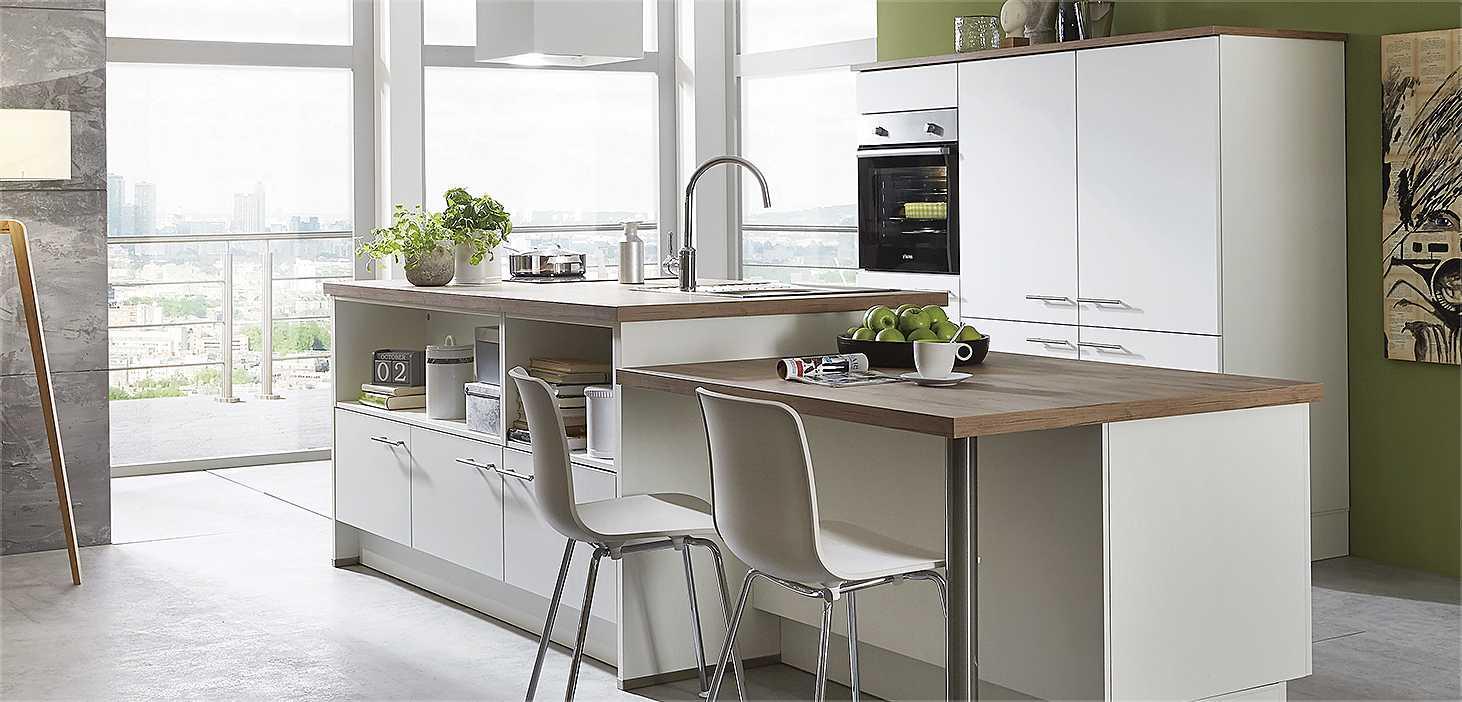 Classicküche Stockholm Weiß