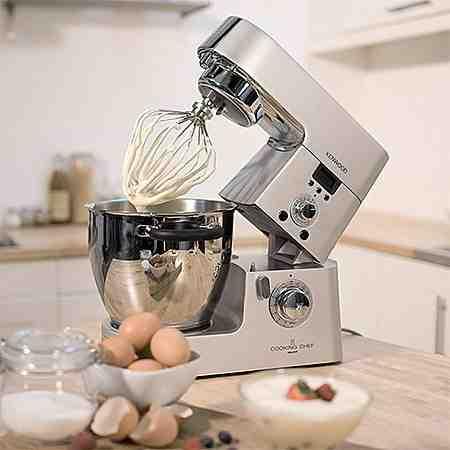 Küchenmaschinen: Küchenmaschinen mit Kochfunktion