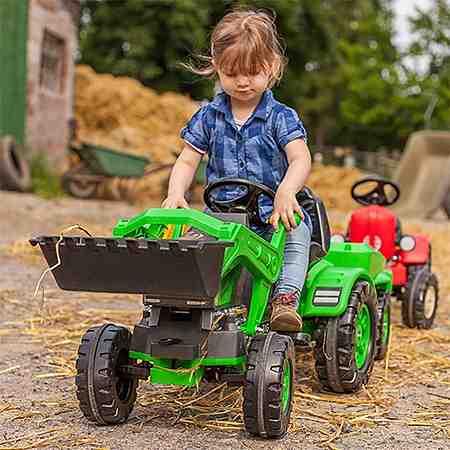 Kinderfahrzeuge: Kettcar & Tretfahrzeug