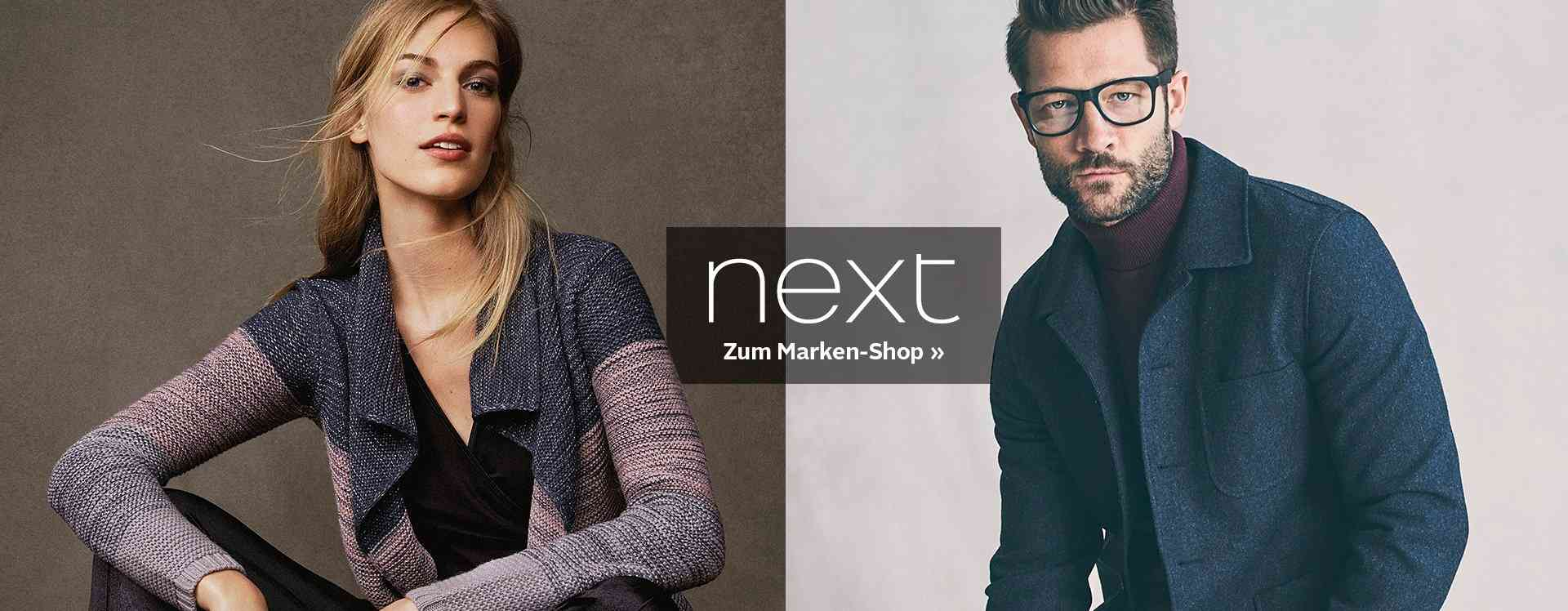 Next steht für Mode aus ausgewählten Stoffen in einem frischen Design. Elegant, aber cool, stylisch, aber hochwertig, sportlich, aber lässig: NEXT macht Mode für die ganze Familie!