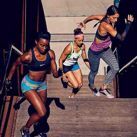 Laufen: Damen