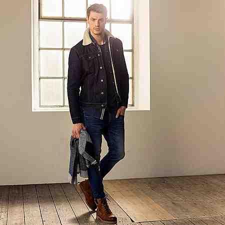 Jeans: Slim Fit