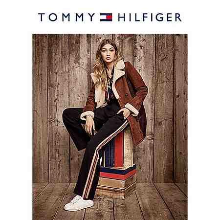 Zur Tommy Hilfiger Damen-Mode