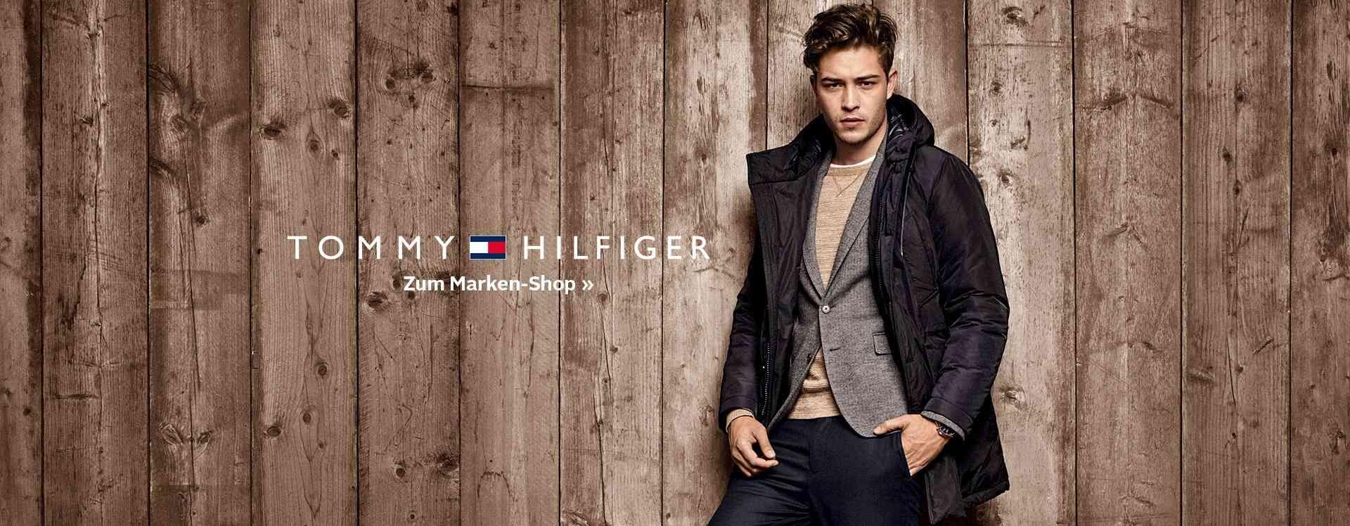 Zur Tommy Hilfiger Herren-Mode