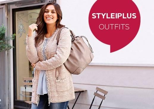 stylePlus Outfit-Galerie, große Größen