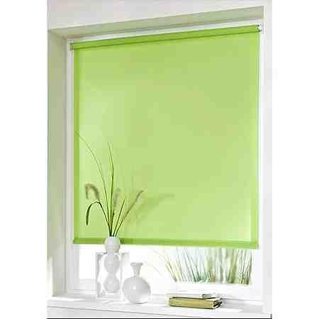 Seitenzugrollos sind die klassische Art, für Sichtschutz zu sorgen - wählen Sie aus einer großen Vielfalt unterschiedlicher Farben und Größen.
