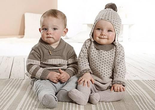 Glückwünsche für Zwillinge