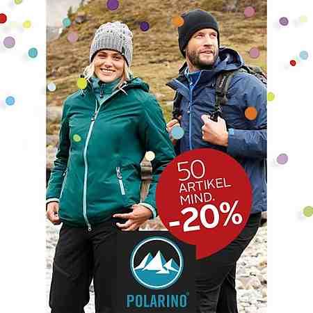 Ob für den Spaziergang mit dem Hund, die Wandertour mit Freunden oder den Skiurlaub:ntdecken auch Sie die sportliche Outdoor- und Wintersport-Marke POLARINO!