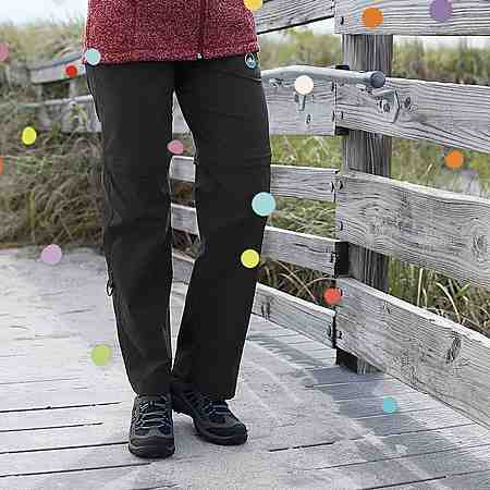 Mode: Damen: Hosen