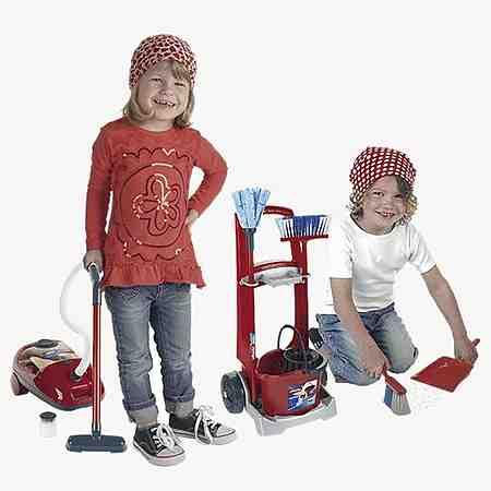 Kinderrollenspiele: Kinder-Haushaltsgeräte