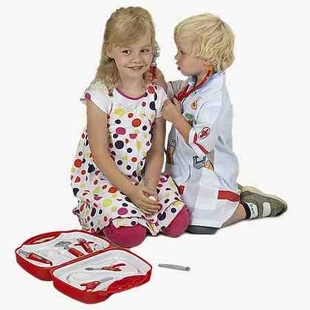 Kinderrollenspiele: Kostümzubehör