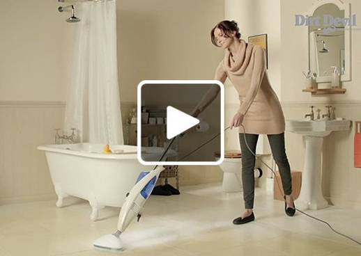 Dirt Devil AQUAclean Dampfreiniger