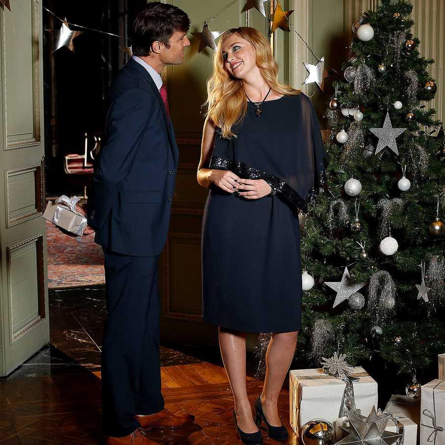 Weihnachten Outfit Galerie