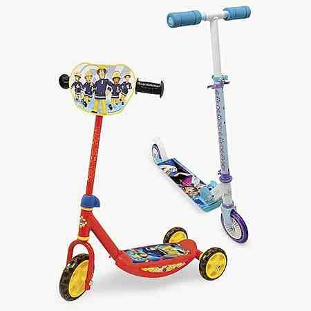 Kinderfahrzeuge: Scooter