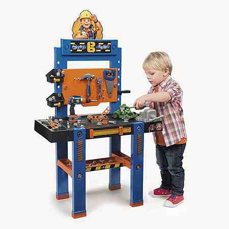 Kinderrollenspiele: Kinderwerkzeug: Kinder-Werkbank