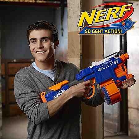 Nerf: Nerf Elite