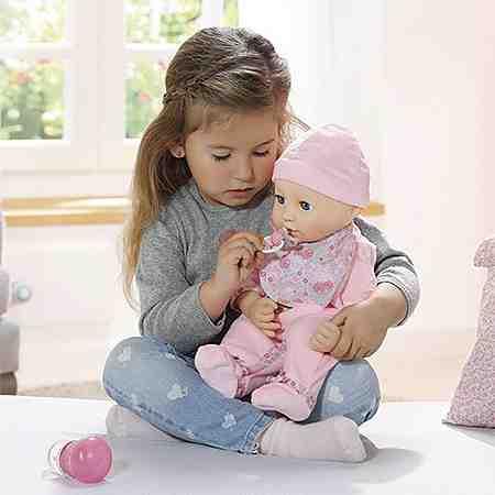 Puppen: Babypuppen: Baby Annabell