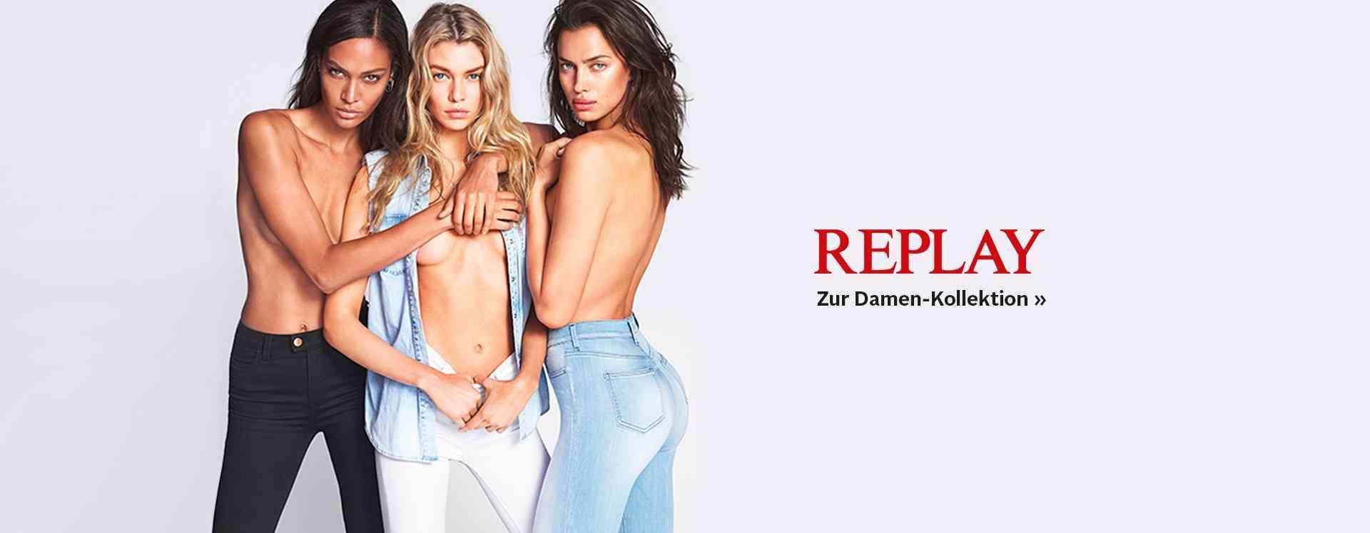 Zum Replay - Markenshop.