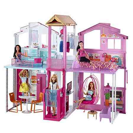 Barbie Puppenhaus