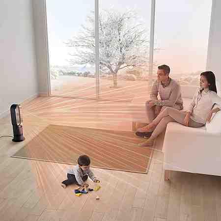 Haushalt: Klimageräte & Ventilatoren: Heizlüfter