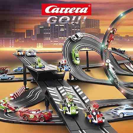 Autorennbahnen: Carrera Bahn: Carrera Go