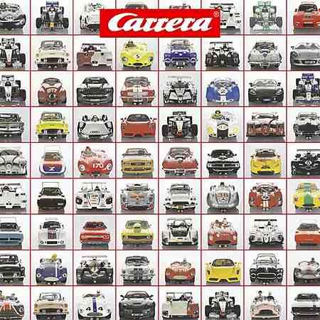 Autorennbahnen: Carrera Bahn: Carrera Autos