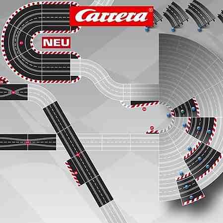 Autorennbahnen: Carrera Bahn: Carrera Schienen