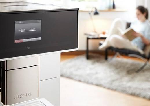 Miele Kaffeevollautomat Reinigung und Pflege