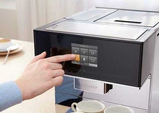 Miele Kaffeevollautomat Bedienkomfort