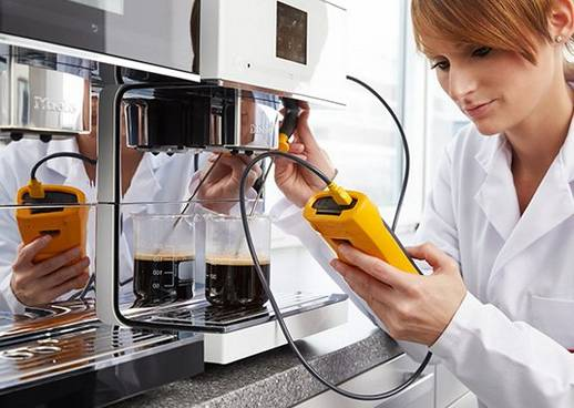 Miele Kaffeevollautomat Qualität