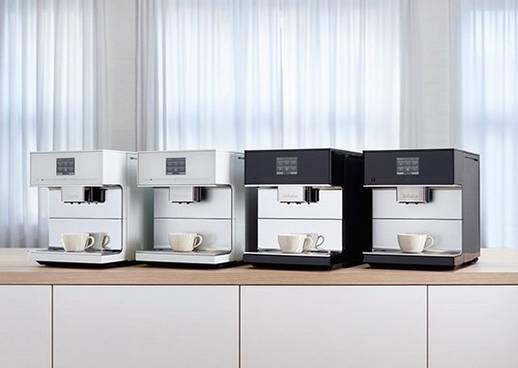 Miele Kaffeevollautomat Ausstattungsübersicht