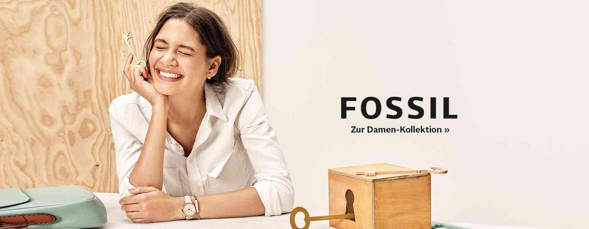 Damenmode von Fossil - cooler Vintage Look!