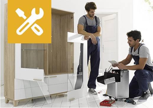 Der OTTO-Aufbauservice für Möbel