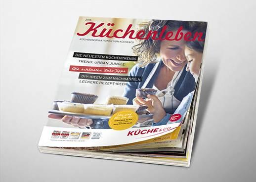 Küchenkatalog gratis anfordern