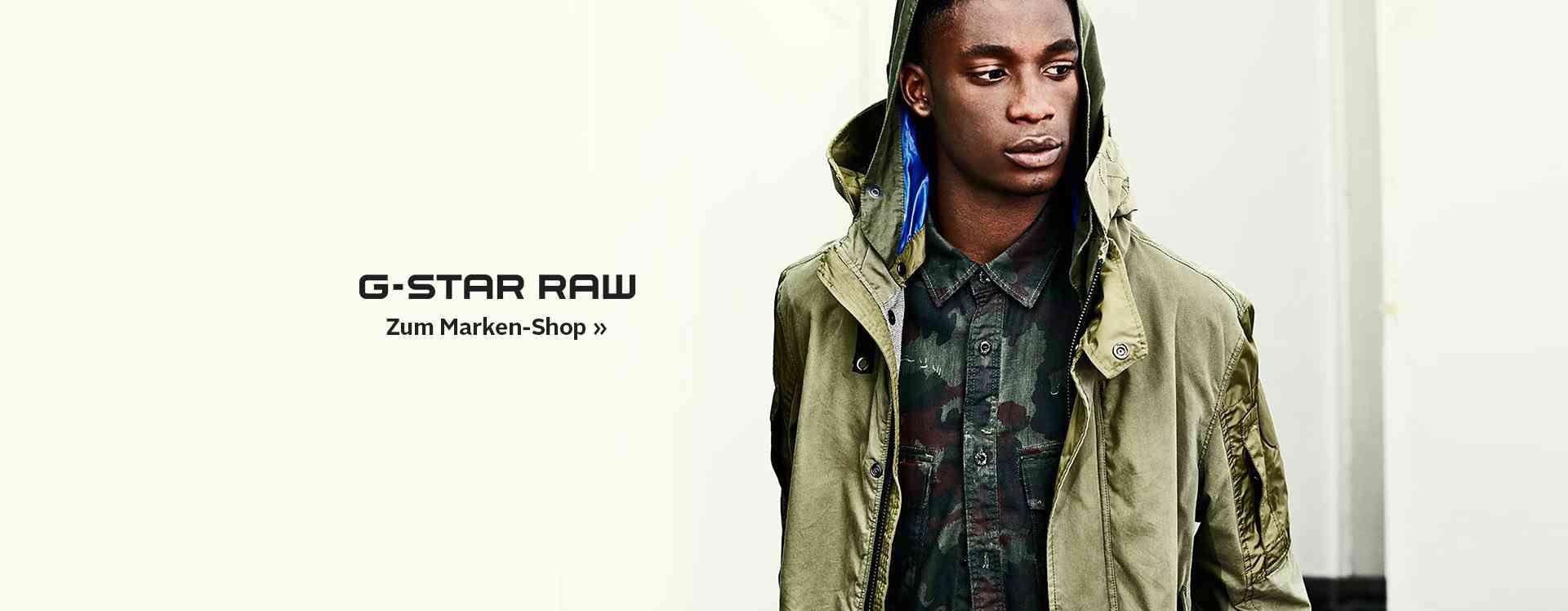Zum Markenshop von G-Star Raw