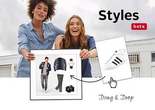 Stylecreator - Stylecollagen erstellen