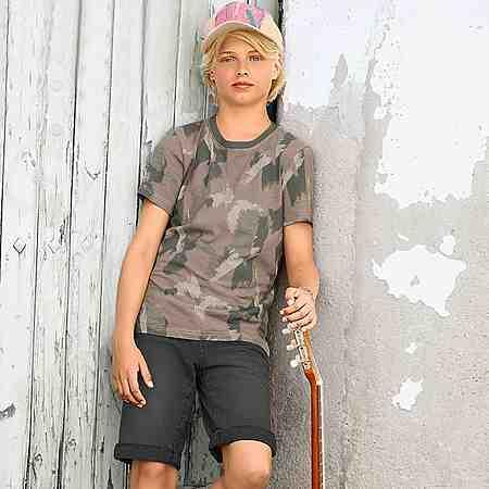 Jungen: Bermudas & Shorts: Bermudas