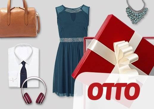 Geschenkgutscheine от  10 до 250 Euro bei OTTO - immer eine Gute Wahl.