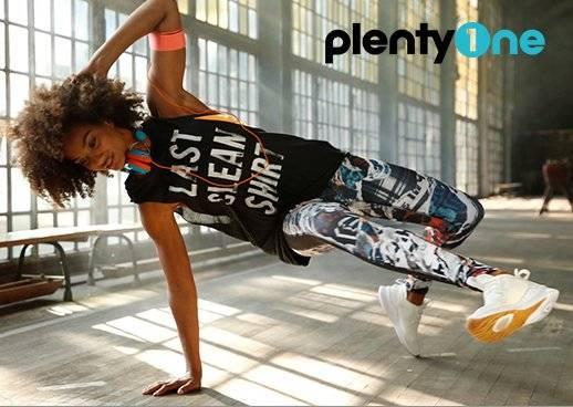 PlentyOne - Der neue Sport-Spezialshop